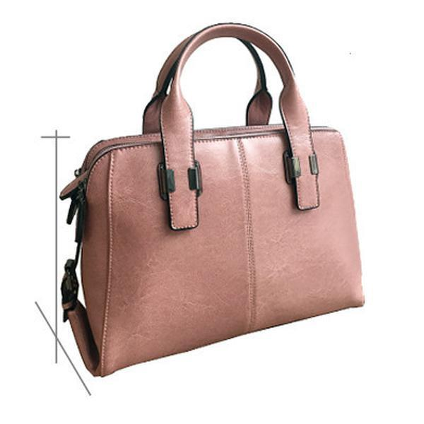 HBP Europe and the United States new fashion woman bag cowhide retro tro single shoulder lady leather hand oblique span bag