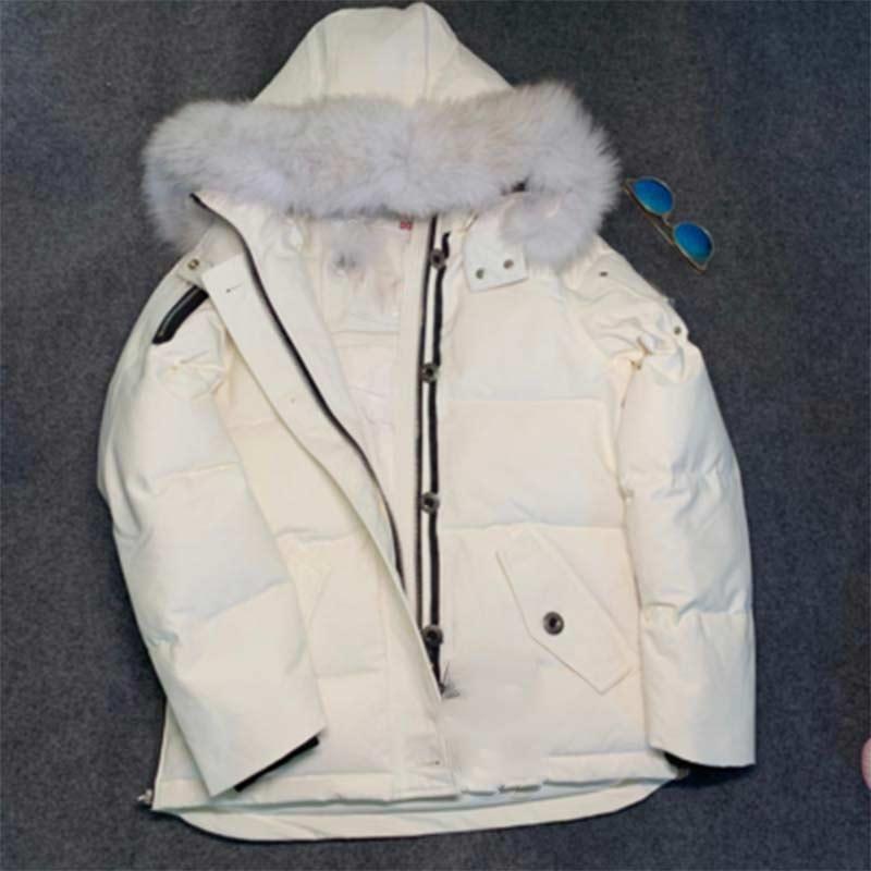 Kostenloser Versand Herren Daunenjacke Mäntel Winterjacke Puffer Jacken Top Qualität Männer Frauen Winter Casual Outdoor Warme Feder Outwear M-4XL