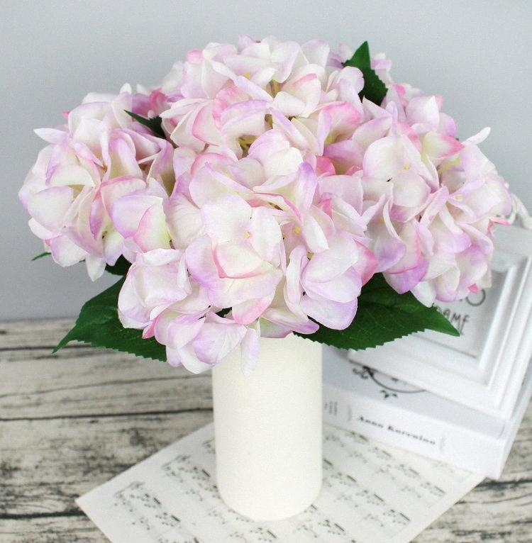 Yapay İpek Çiçek Buket İçin Düğün Ev Dekorasyon 7ttR #