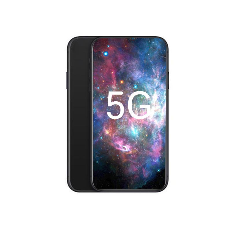 Goophone 12 6.5inch Quad Núcleo 1G / 2G RAM 4G / 8G / 16G ROM Show 5G Bluetooth WiFi Câmera desbloqueada Celular