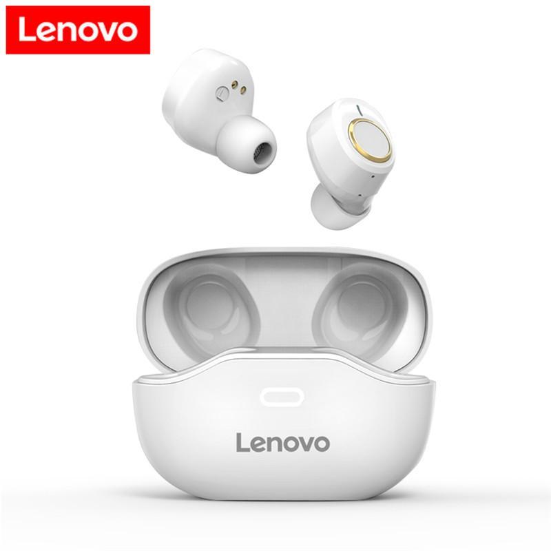 Lenovo X18 Bluetooth Kopfhörer Licht Touch-Light Touch Bluetooth Headset Earplugs mit Ladebox DHL geben