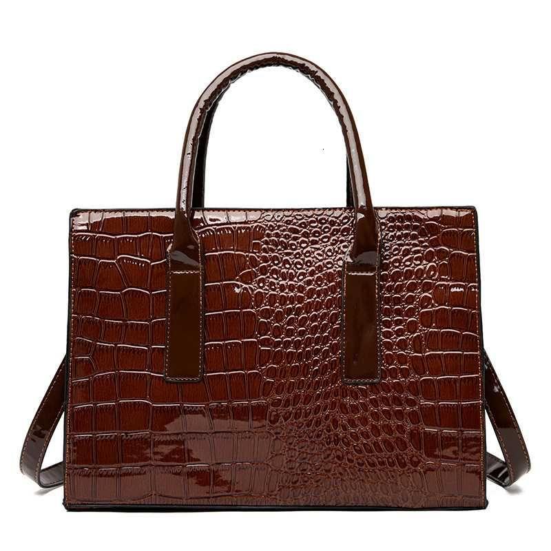 Summer Fashion Alligator Donne Nuova borsa da donna 2020 Borsa a tracolla singola da donna in pelle morbida borsa a tracolla