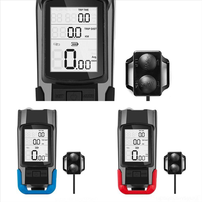 ZEP AH Lightrechargable Boynuzları Akıllı Indüksiyon Bisiklet Işık Bisiklet Bisiklet Açık Horn Far LED Lamba Spor Bisiklet Fener Bisiklet Ile