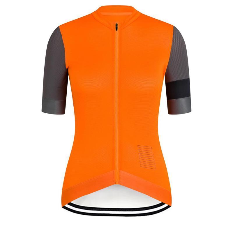 2020 Eté Cyclisme Jersey Tops manches courtes vélo Uniforme VTT Route Bike Wear Vêtements CCCD Jersey shirt femmes