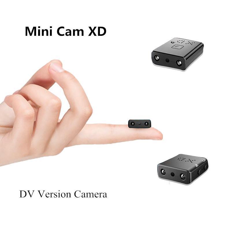 Mini Cam HD 1080P Smart Camera Infrared Night Vision Security Cameras Caper Coop Coovers поддержка 32GB XD PK SQ11
