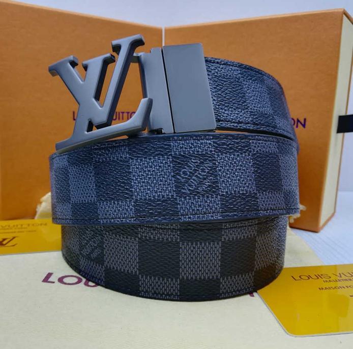 Diseñadores de lujo para hombre Cinturones mujer famosa marca de la correa ocasional de L letras del logotipo de la hebilla de correa de la manera alta calidad # 87361