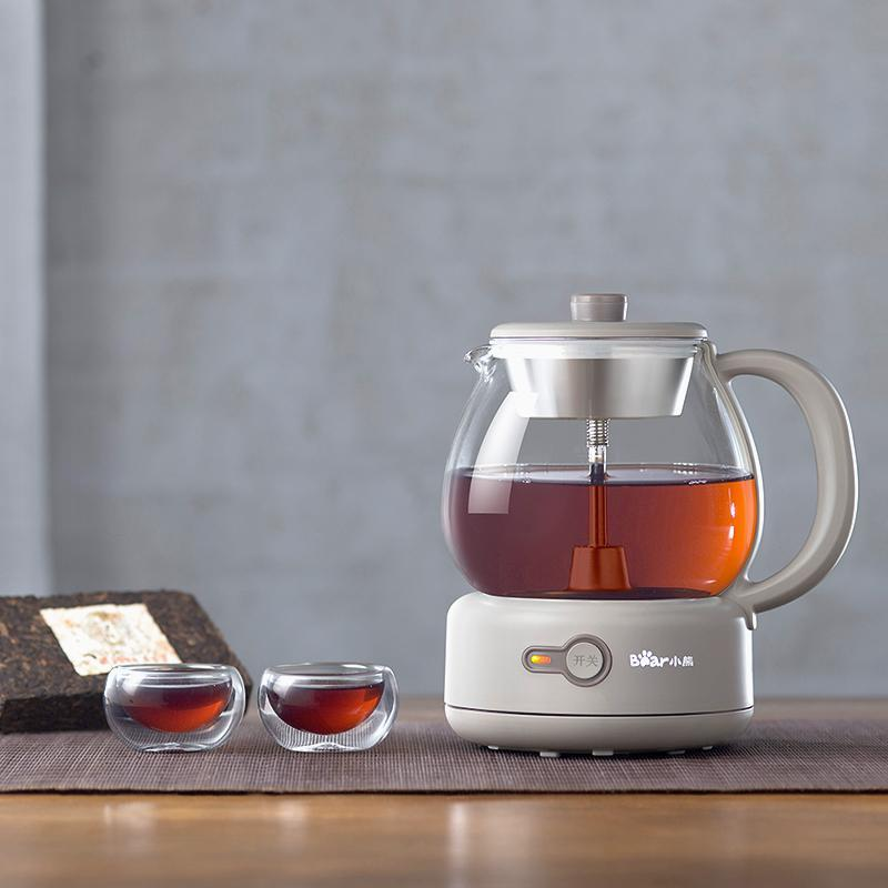 vidrio fabricante de oso vapor olla completamente automática Salud electrotérmico mini hogar hervidor eléctrico