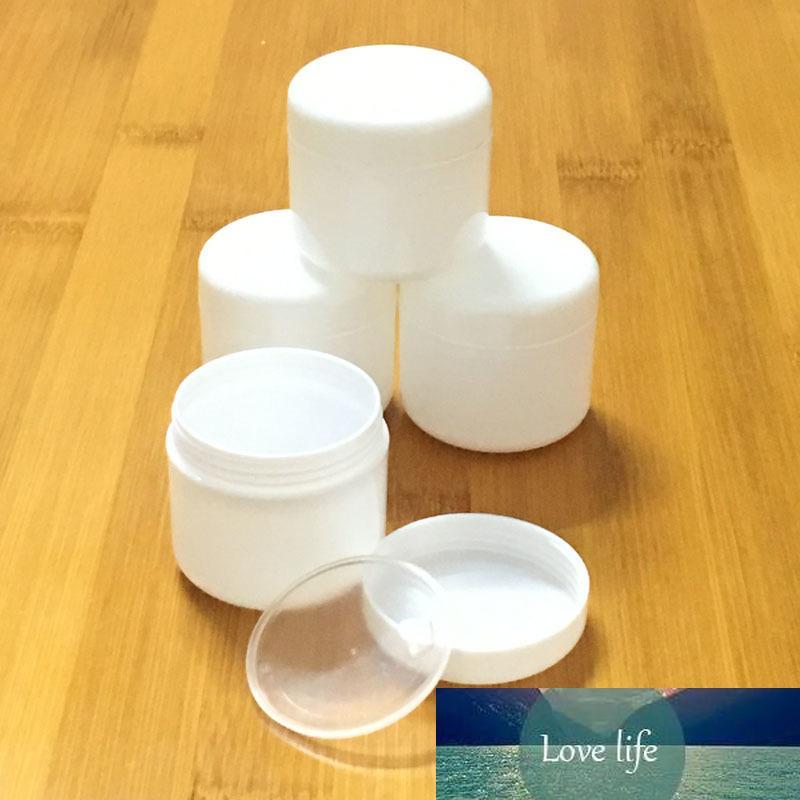 30pcs 10g face Viagem Creme Loção Cosmetic Container recarregáveis garrafas de amostra vazio Maquiagem Jar Pot