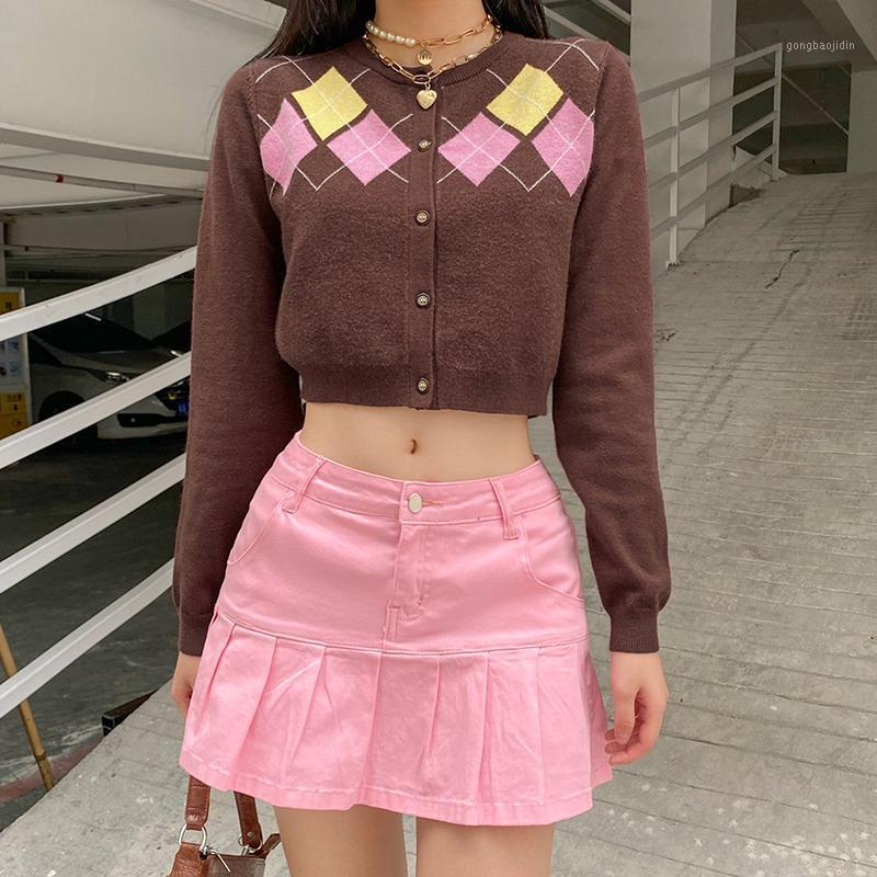 Mulheres Camisola Cardigan 2020 Outono Inverno Mulheres Senhoras Senhoras Senhoras Outerwear Soltos Suéteres Longa Luva Pullover Jumper Tunic1