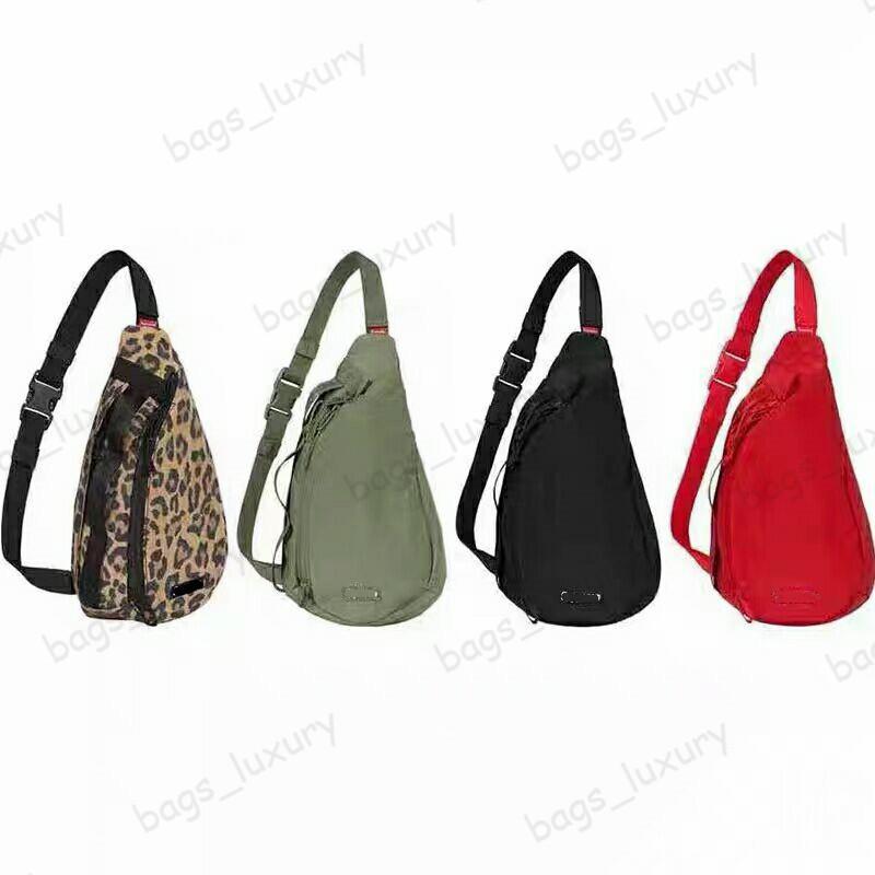 الرجال الرافعة الصدر حقيبة أكسفورد القماش الكتف حقيبة السفر في الهواء الطلق CROSSBODY حزمة مع USB ميناء الشحن الأزياء عالية السعة 2021 شحن مجاني