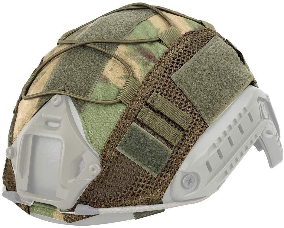 Casque tactique Netting Cover Ops-Core rapide PJ Casque (Casque non Include)