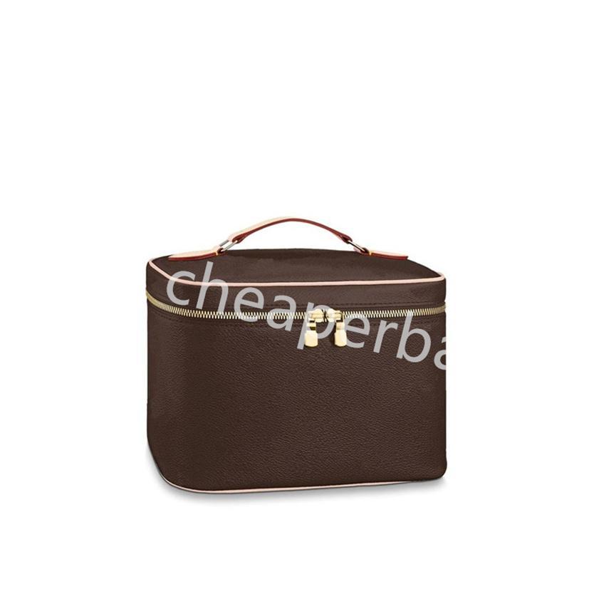 Designer Kosmetiktaschen Frauen Kosmetik Reisetasche Mini Brieftasche Leder Makeup Clutch Handtaschen 6688 Bolso Totes Taille auf Verkauf Messenger Männer Fälle Hohe Qualität