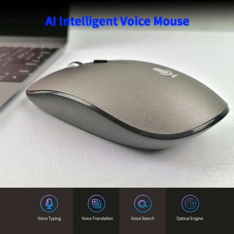 2.4G + BT Wireless Intelligent Voice Mouse Многофункциональное Перевод Поддержка мыши Voice Typing Поиск перевода