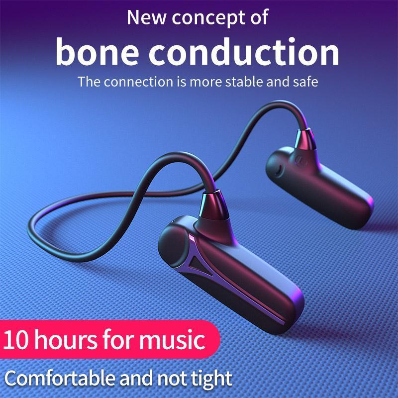 Auriculares Bluetooth 5.0 con micrófono con cancelación de ruido auriculares Deporte impermeable auriculares inalámbricos