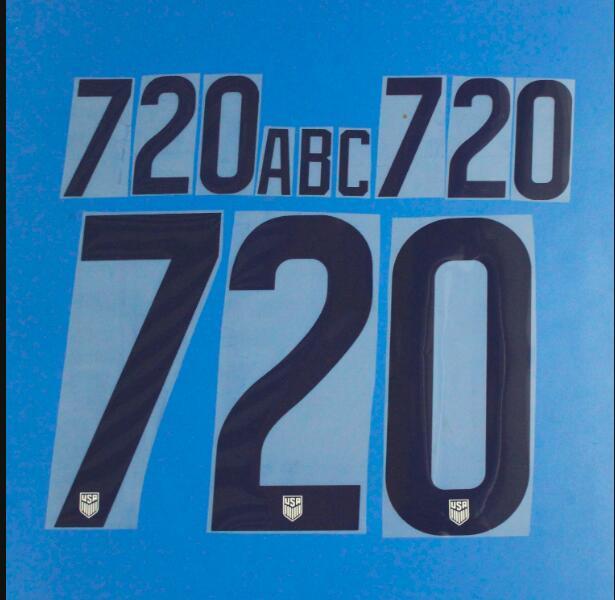 2020-21 ABD Milli Takımı Futbol Adet Özelleştirmek Adı A-Z Sayı 0-9 Baskı Futbol Oyuncu Yazı Tipi Pulisik Nadet Yama Ücretsiz Gemi