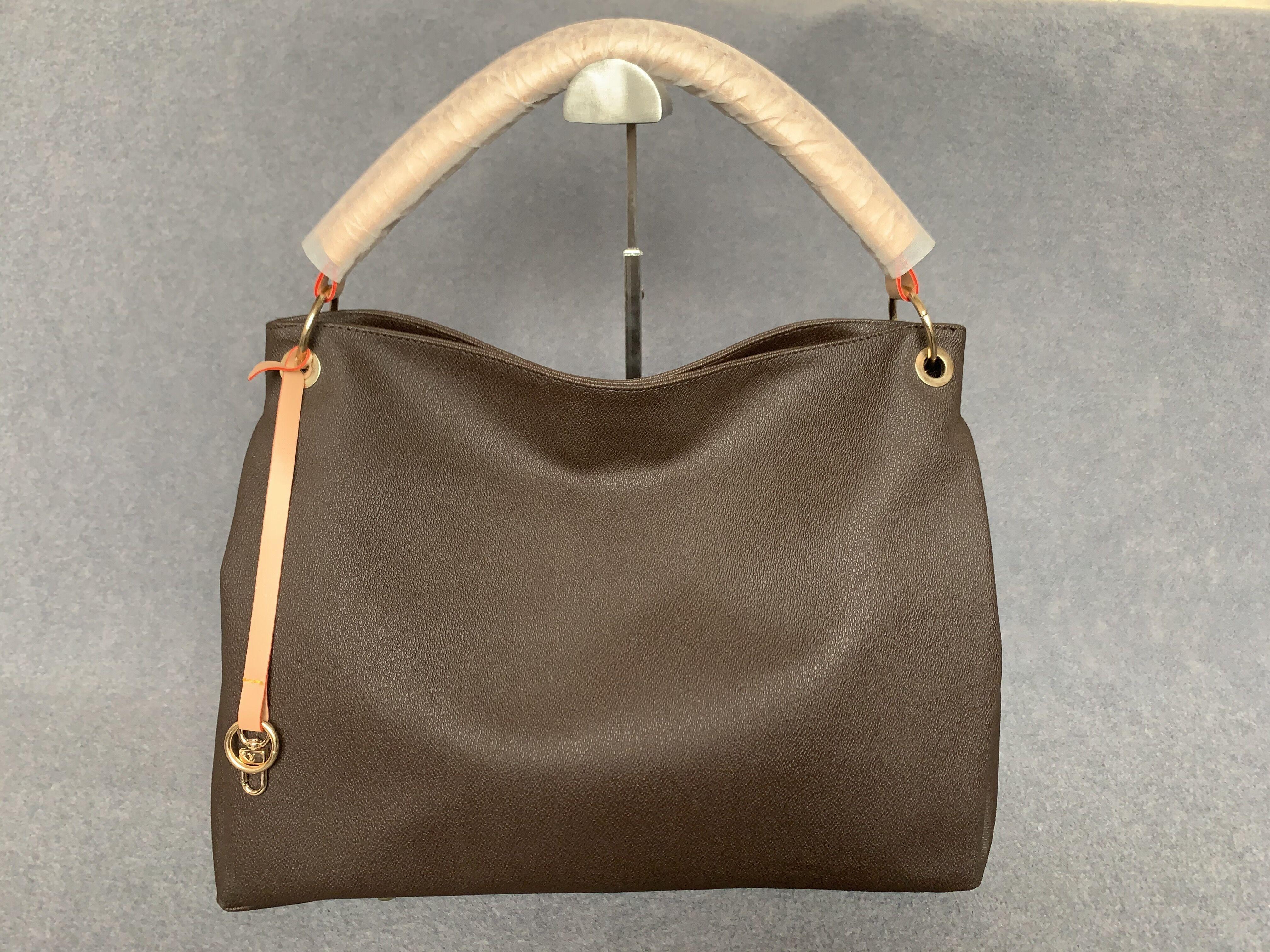 2020 Sıcak Satır Bayan Priz Kadın Lüks Tasarımcılar Çanta Bayan Deri Artsy Çanta Tote Crossbody Çanta Çanta Zincir Omuz Çantaları