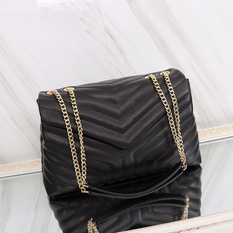 Klasik Jumbo 31 cm 26 cm 20 cm x Büyük Şekil Flap Zincir Omuz Çantaları Çanta Kadın Debriyaj Messenger Tote Çanta Crossbody Çanta Alışveriş