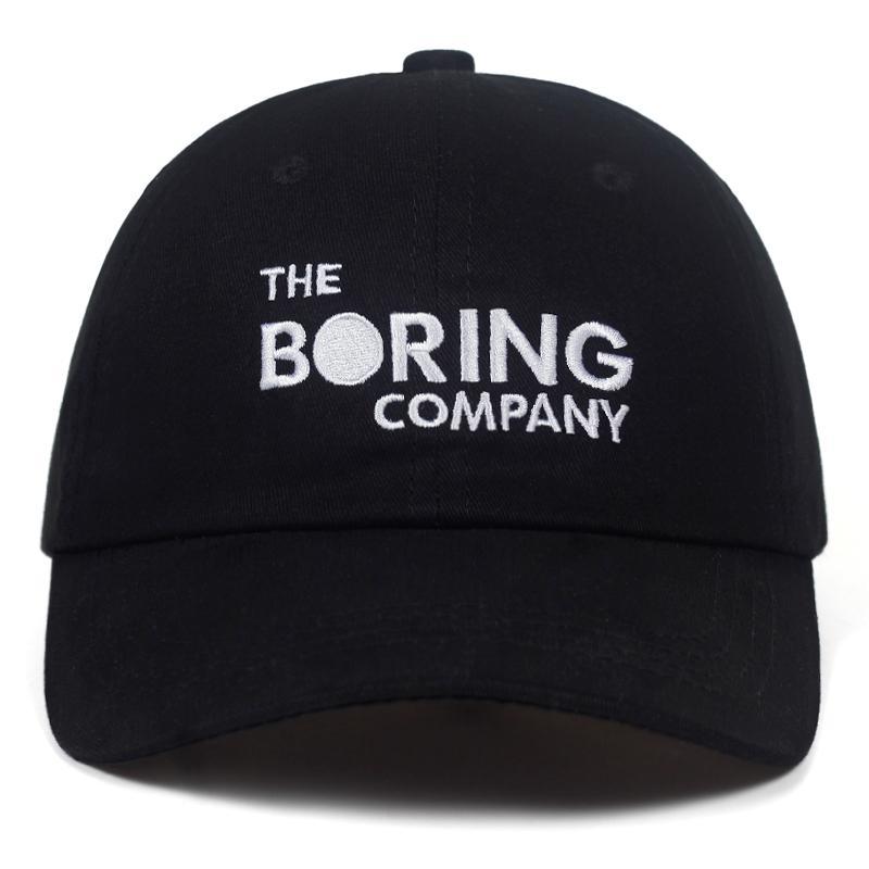 2020 Nuova la BORING Company Ricamo Mens Donne da donna Berretto da baseball regolabile Snapback Caps Fashion Dad Hats Bone Garrosx1016