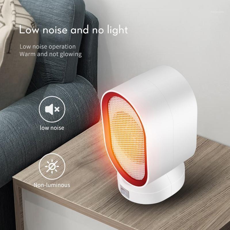 Akıllı Elektrikli Isıtıcılar Mini Isıtıcı Taşınabilir Ev Isıtma Fanı 400 W Minyatür Düşük Güç Küçük Güneş Makinesi Gürültü Sıcak Hava Blower 38d1