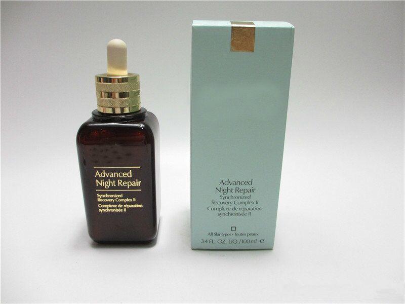 Cleaning Tools Brown bottle Advanced Night Repair Essences Serum 100ML Moisturizing Repair Essence Popular skin care product