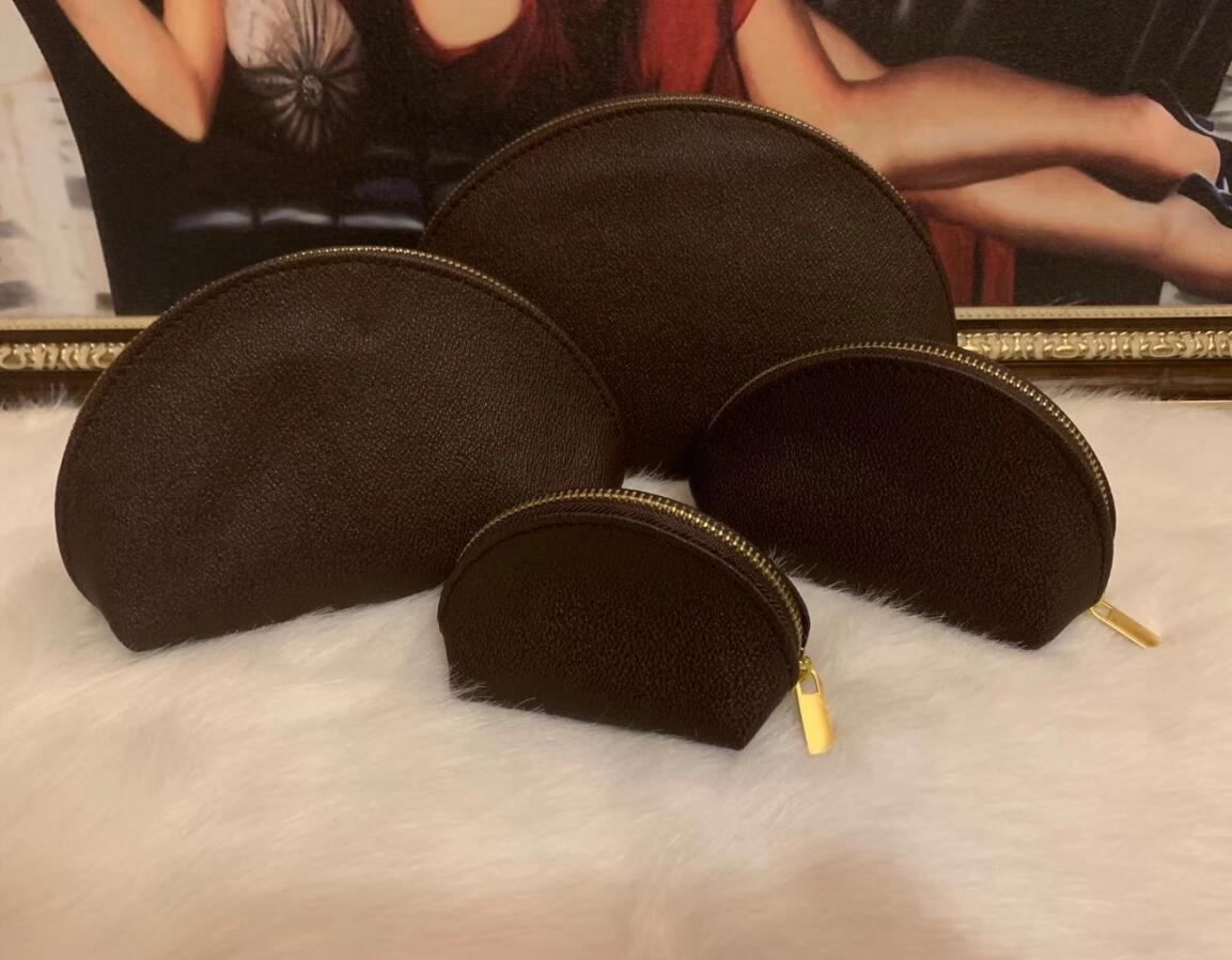 Женщины Косметическая сумка 4 шт. / Компл. Многоцветный рисунок дизайнерский дизайнер клатч Lady Toughioury Bag составить макияж сумка