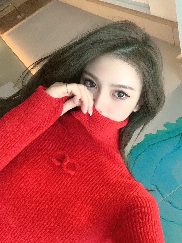 2019 Высочайшее качество женщин свитера теплые зимние свитера вскользь фуфайки куртки женщин топы 191125-912r5 # 47632
