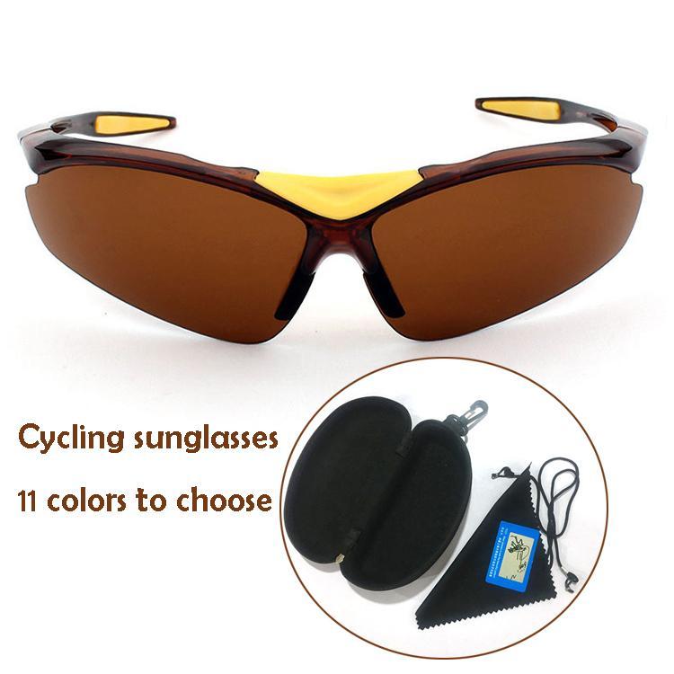 2020 رجل المصممين تلطيخ ركوب الدراجات النظارات الشمسية الرياضة في الهواء الطلق النظارات الشمسية حماية من الأشعة فوق نظارات لطريق جبل دراجة هوائية صيد النظارات