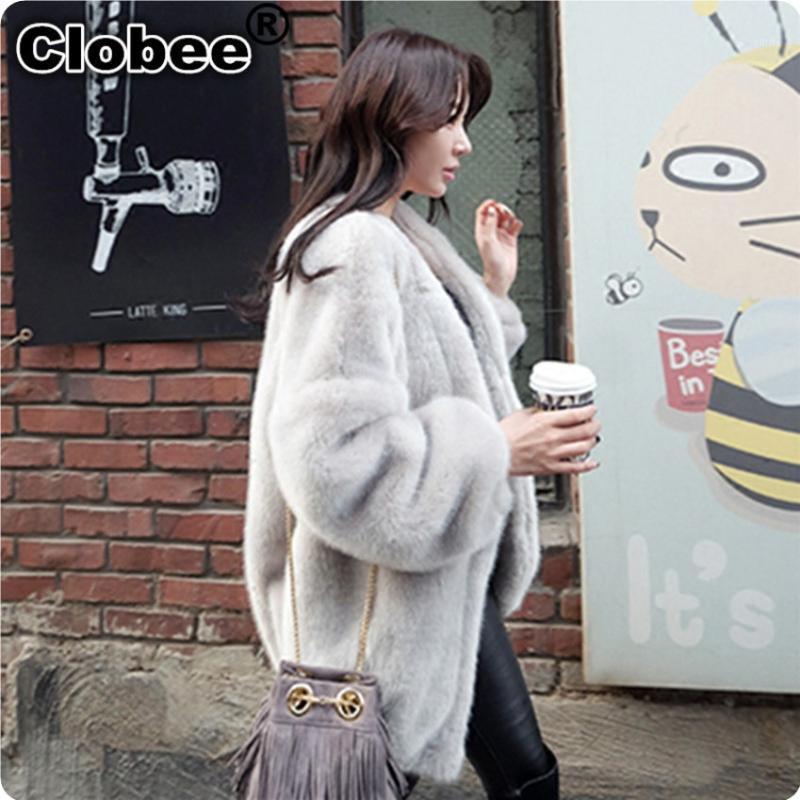2020 6XL зимняя пушистая шуба Фсахион длинные женщины черный искусственный жилет из искусственного шуба кобель Феминино куртки1
