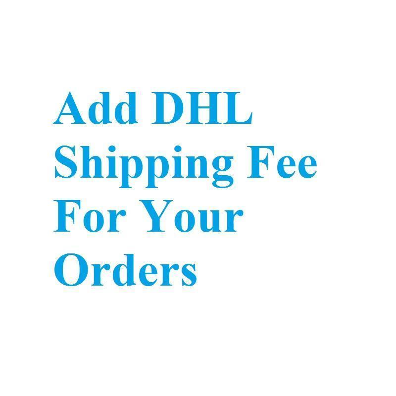 إضافة المزيد DHL رسوم الشحن لأوامرك عن 5-8 أيام وصلت في جميع أنحاء العالم
