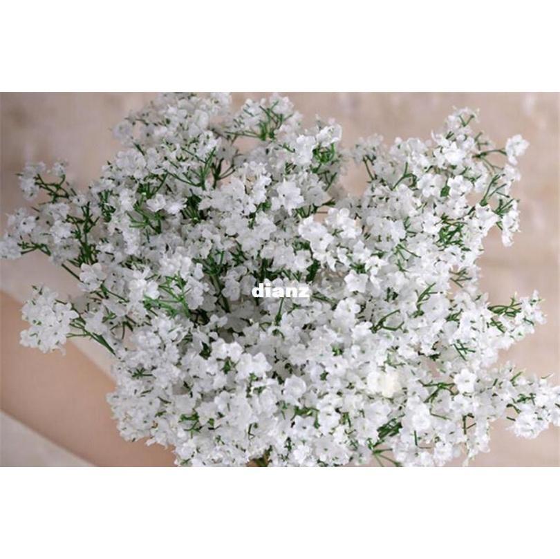 الجبسوفيلا الطفل التنفس الاصطناعي وهمية الحرير الزهور النباتات الرئيسية sqcrgm homes2011