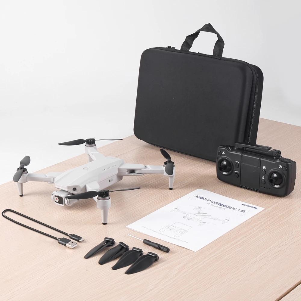 L900 PRO 4K 5G Wifi Elektrische Einstellbare Dual-Kamera-Drohne, bürstenloser Motor, GPS-Position, Rendite mit geringer Leistung, Smart Follow, 28 Minuten fliegen, 3-1