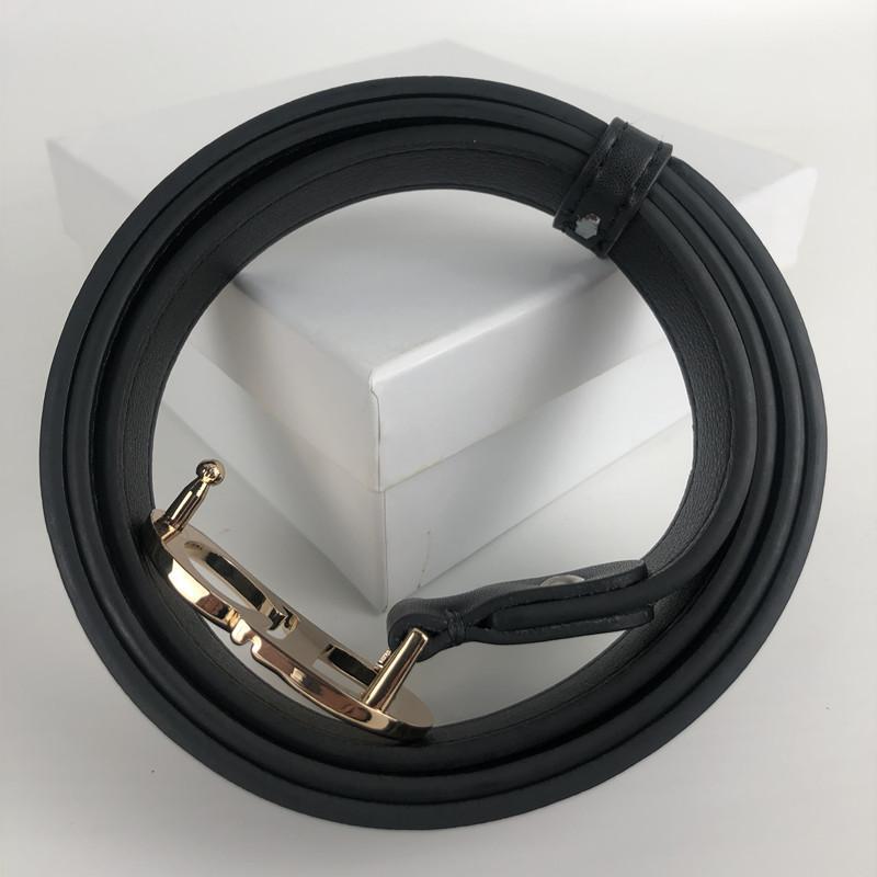 Womens belts high Quality Genuine Leather black color Designer Belt For Womens Luxury Belt cd buckle belt cinturones de diseño mujeres