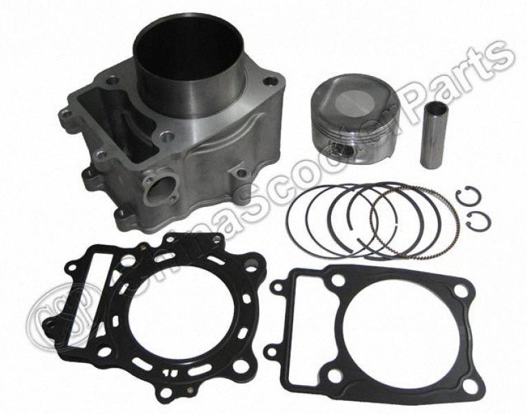 87.5mm Cylinder Piston Gasket Kit LINHAI LH188MR 500 500CC UTV ATV GO KART BY27#