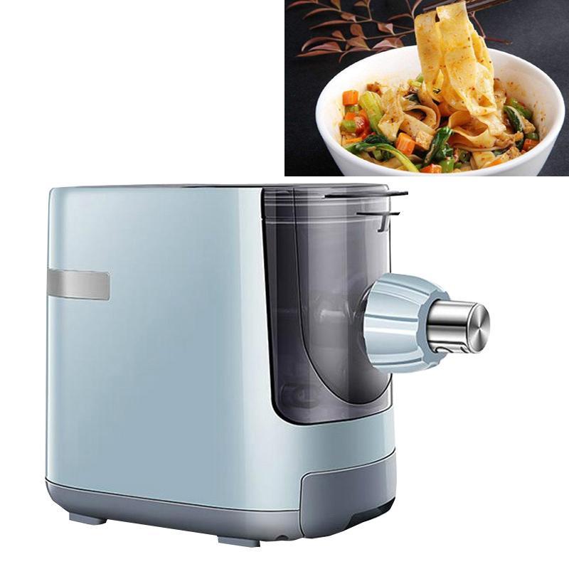 Totalmente casa de macarrão máquina automática de mesa macarrão que faz a máquina vegetal noodle ovo pressionando máquina de bolinho de massa simples máquina de embalagem e EA
