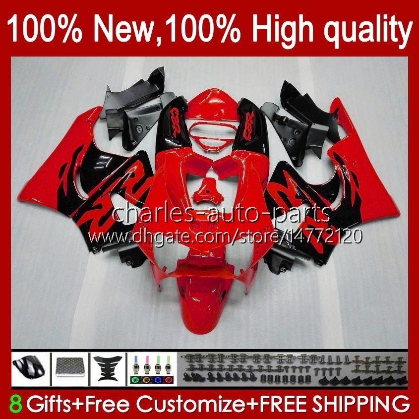 Body kit For HONDA CBR919 CBR900 RR CBR900RR CBR 919RR 900RR 919CC 93HC.6 red glossy hot CBR919RR 98 99 CBR 900 919 CC RR 1998 1999 Fairing