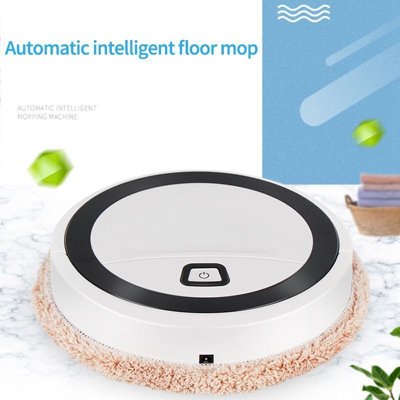 새로운 자동 진공 청소기 로봇 청소 홈 자동 걸레 먼지 젖은 바닥에 대 한 깨끗한