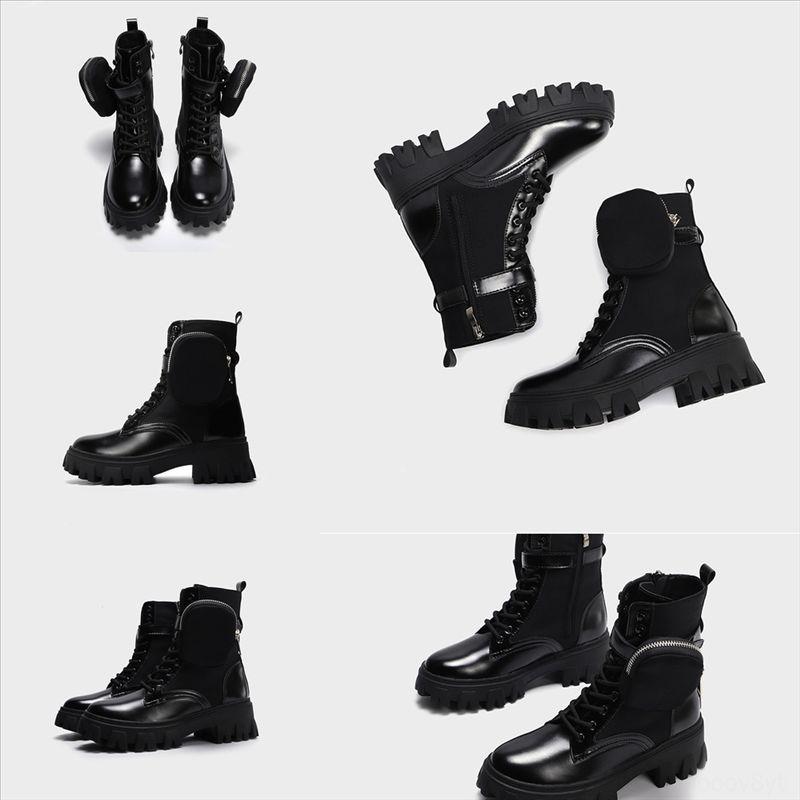 Riwxt Invierno Fall Boot Hombres Mujeres Cuero Motocicleta Botas Marcas Red Designers Tobillo WalletBottom Boot Samson Orlato Hombres Boda