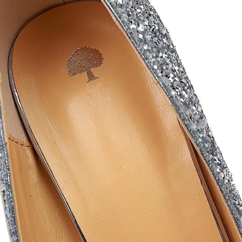 Plus Size 43 Donne 10 cm tacchi alti signora scarpins oro argento blocco chiari puro tacchi pompe signora matrimonio trasparente scarpe dounture scintifunzione