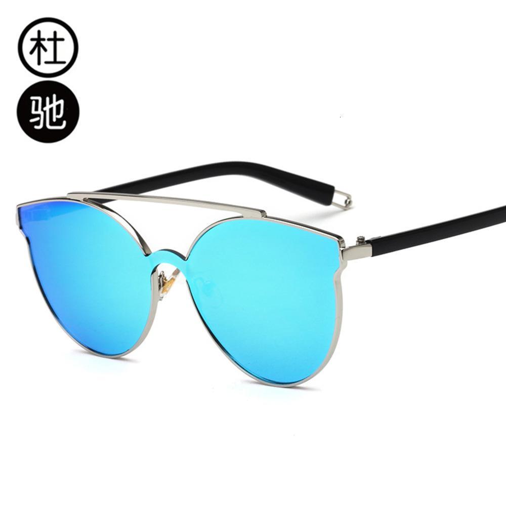 Durch GM8262 Occhiali da sole, nuovi rospi, occhiali da sole alla moda signore