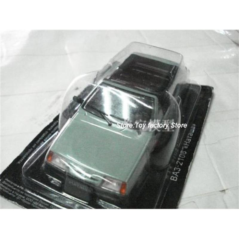 D EA 01:43 BA3 2108 voiture alliage boutique pour les enfants des jouets pour enfants modèle emballage d'origine