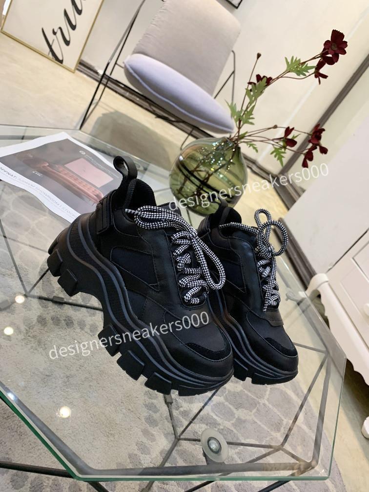 Prada Adam Paris Rahat Ayakkabılar Eğitmenler Baba Ayakkabı Sneaker Siyah Boy Mens Bayan Beyaz En İyi Kalite Koşucu Chaussures RX191021