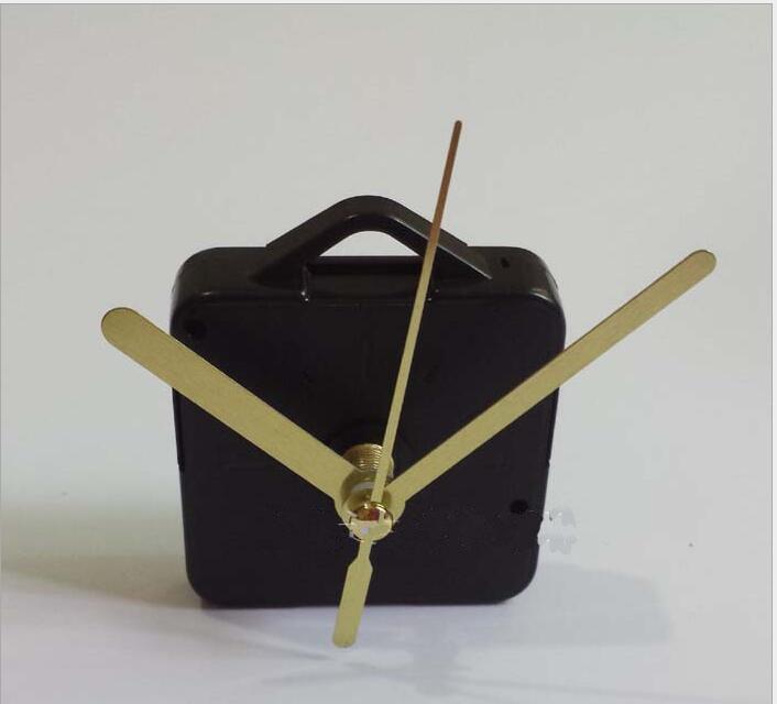 블랙 골드 공예 선물 시계 및 시계 부품 샤프트 길이 13cm 시계 액세서리 베스트 쿼츠 시계 Bbyxqe Bdesports