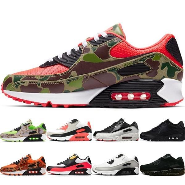 hotting sport pattini correnti uomini e donne Camo Gioco Reale Premium marrone Rain Forest viotech Camowabb triple neri des scarpe chaussures