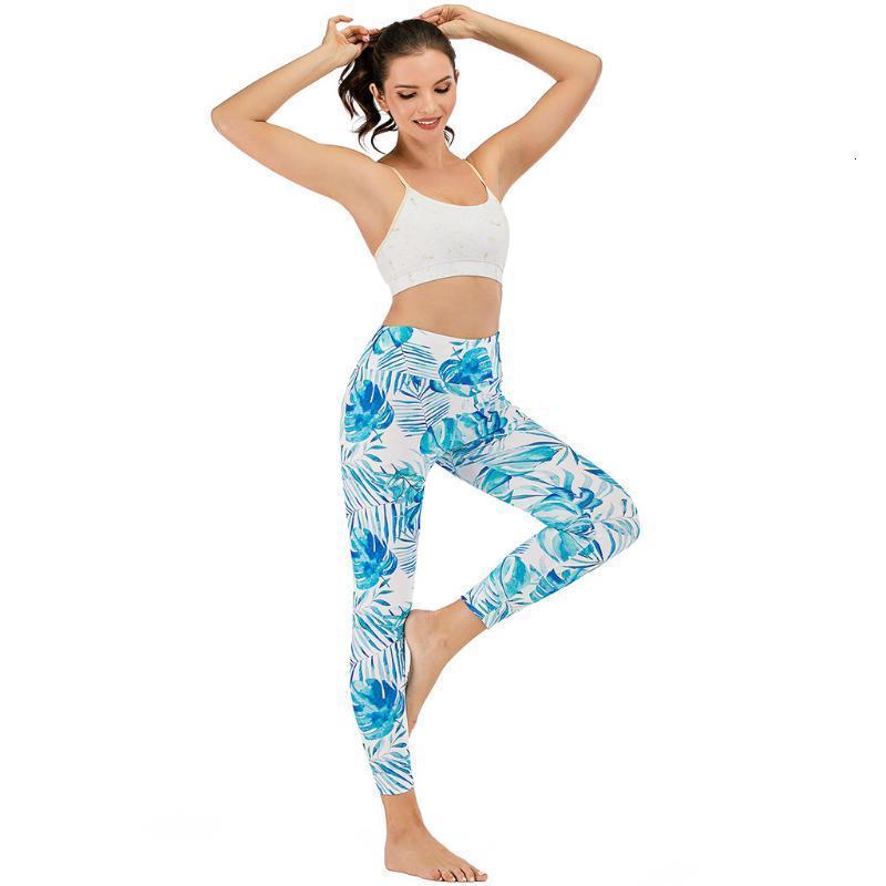 Sem costura yoga calça mulheres elásticas fora de cintura alta cangings apertado esportes casuais ioga impresso calça afslanksip hoge utle
