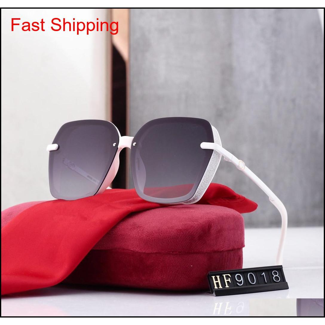 2020 Top Moda Óculos de Sol por Atacado Alta Qualidade UV400 Lente Mens Sunglasses Womens Óculos de sol com caixa l qylgkk Queen66