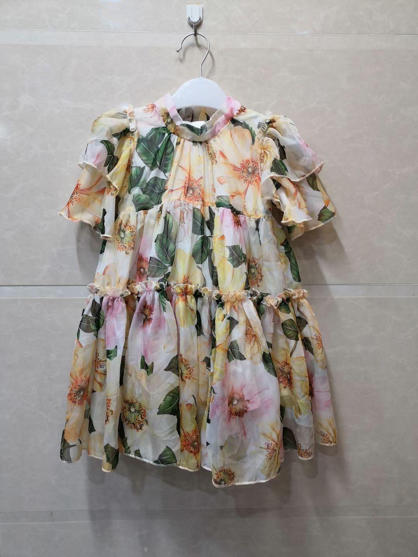Kız Elbise 2021 Newset Çocuk Bebek Elbiseleri Doğum Günü Elbise Kadın Bebek Yaz Giysileri Çocuklar Kız Giysileri