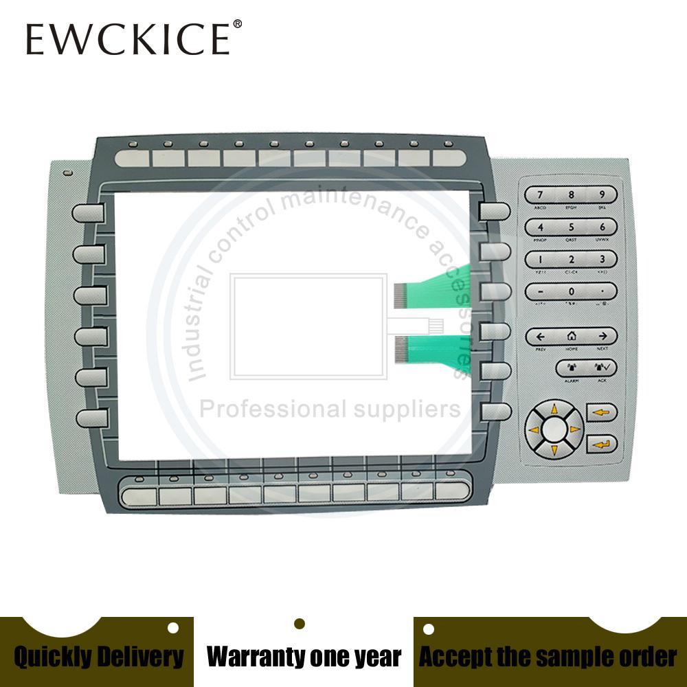 Orijinal YENİ Exeter-K100 E1100 Pro + 06045C PLC HMI Sanayi Membran Anahtarı tuş takımı Garanti bir yıl ücretsiz nakliye
