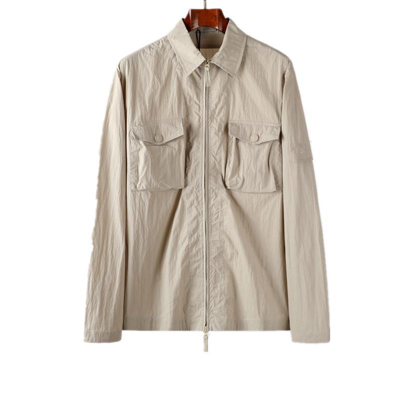 2021 Konng Gonng Модная модная модная рубашка и толстовки Весна осень Новый призрак серии Capory Pullover Hoodie куртка