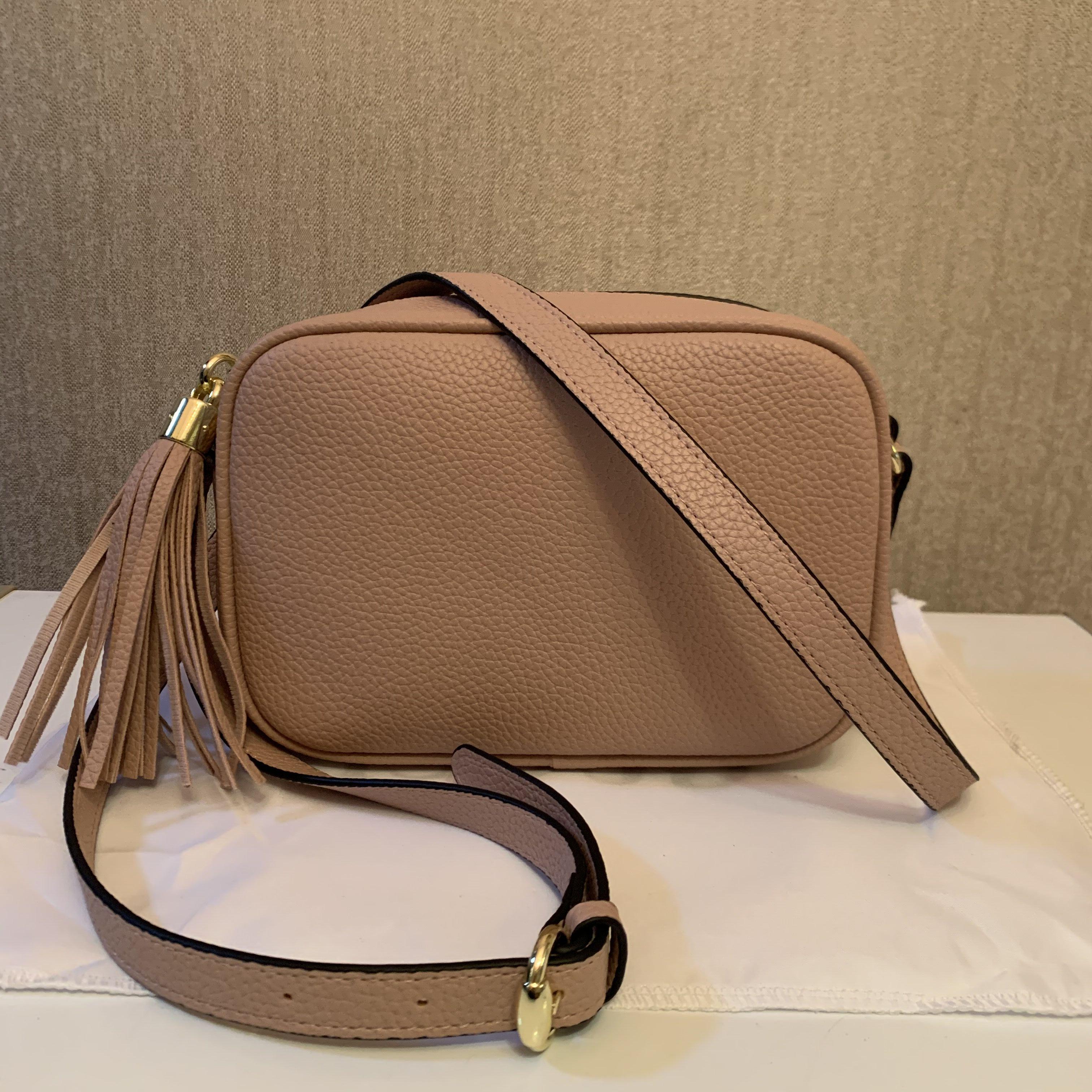 Famosi designer borse di qualità a spalla moda di lusso top donne soho messenger disco disco a tracolla borsa con portafoglio con sfingato borse da portafoglio borsa borse 22 foll