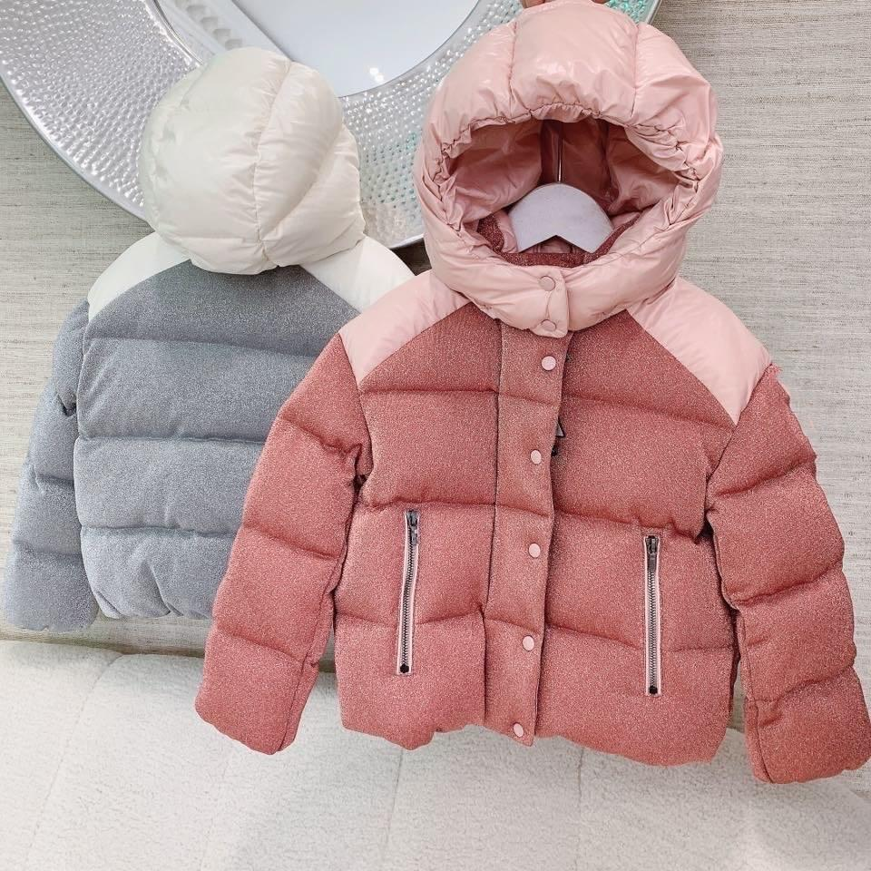 2020 new Children Winter warm Jackets for Boys girls Hooded Warm Kids Boy Outerwear Autumn Casual Baby Boy Coats Clothing